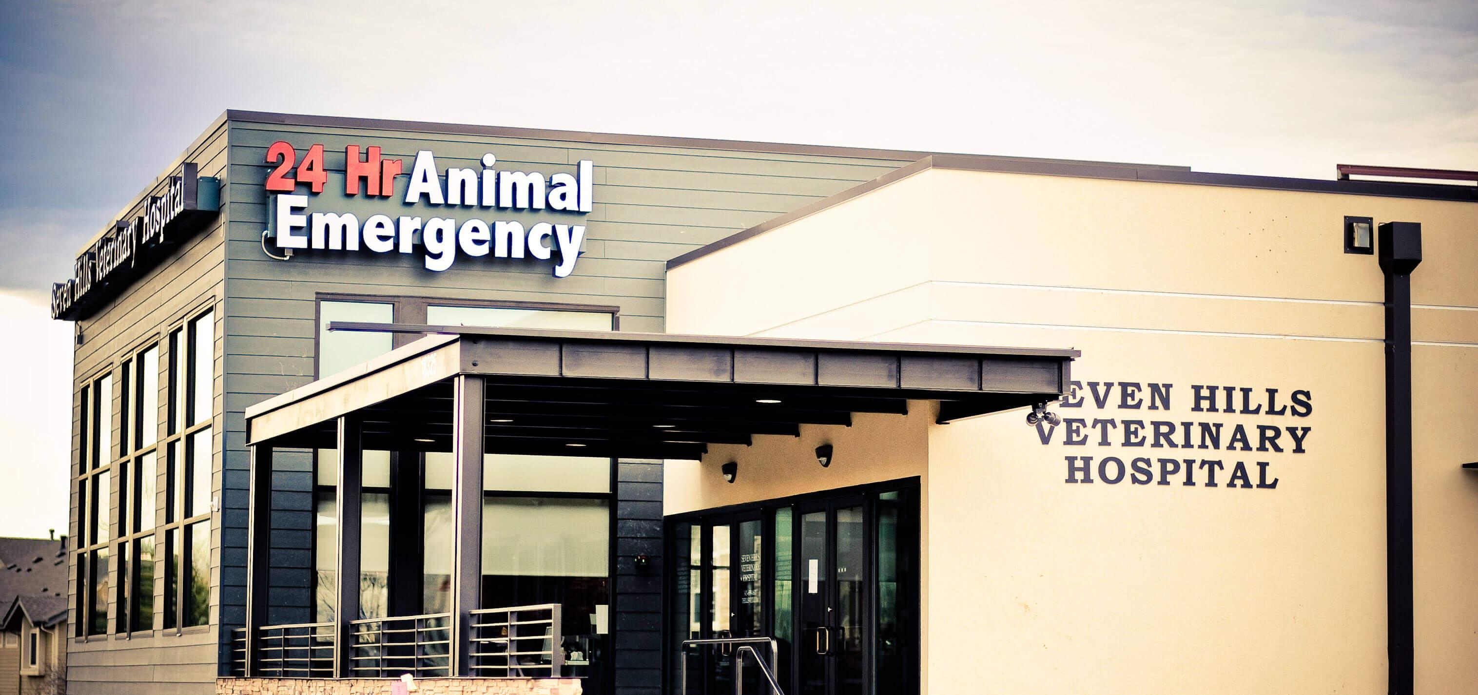 24 hour hospital near me pets world